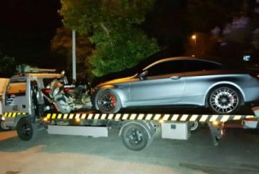 Arrestation de 12 personnes pour conduite dangereuse dans plusieurs villes
