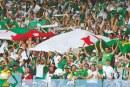 (VIDÉO) Finale de la Coup d'Algérie : les supporters scandent «pouvoir assassin»
