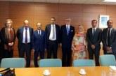 Des élus sahraouis s'entretiennent avec des responsables islandais