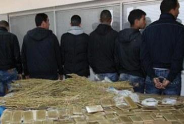 Démantèlement à Marrakech d'une bande spécialisée dans le trafic de drogue