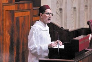 El Otmani défend le bilan de son Gouvernement