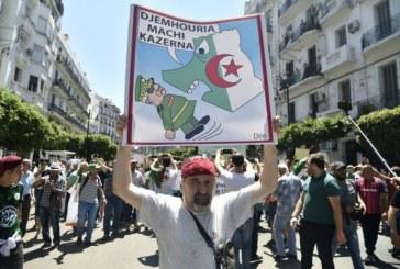 Dispositif policier massif à Alger pour le 19e vendredi de manifestations