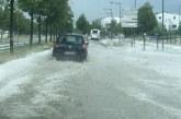 France: les violents orages de grêle ont fait un mort et de nombreux dégâts