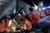 Au moins 12 morts et 134 blessés dans un séisme au sud-ouest de la Chine