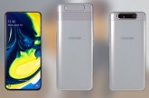 Nouveau Samsung Galaxy A80 : un smartphone dans l'air du temps