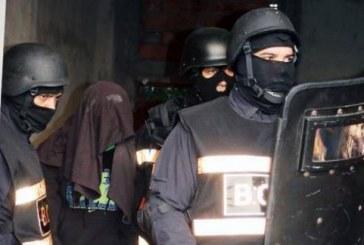 """El Haouz: Démantèlement d'une cellule terroriste liée à """"Daech"""""""