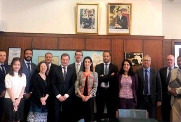 Maroc/Australie : la visite du Vice-Chancelier et Président de l'Université d'Adélaïde