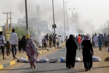 Soudan: 60 morts dans la dispersion d'un sit-in depuis lundi