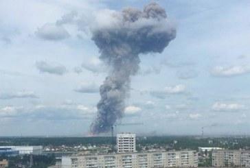Russie: 79 blessés lors d'une déflagration dans une usine d'explosifs