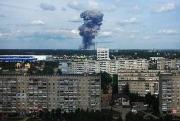 Russie: Au moins 38 blessés lors d'une déflagration dans une usine d'explosifs