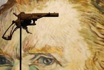 Vente aux enchères du revolver avec lequel Van Gogh aurait voulu se suicider