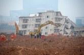 Chine: 29 morts et 22 disparus suite aux glissements de terrain