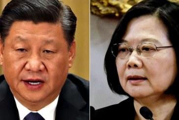 Vente d'armes: la présidente de Taïwan rejette la menace chinoise de sanctions
