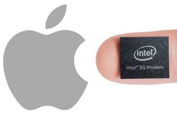Apple rachète la division modem d'Intel pour 1 milliard de dollars