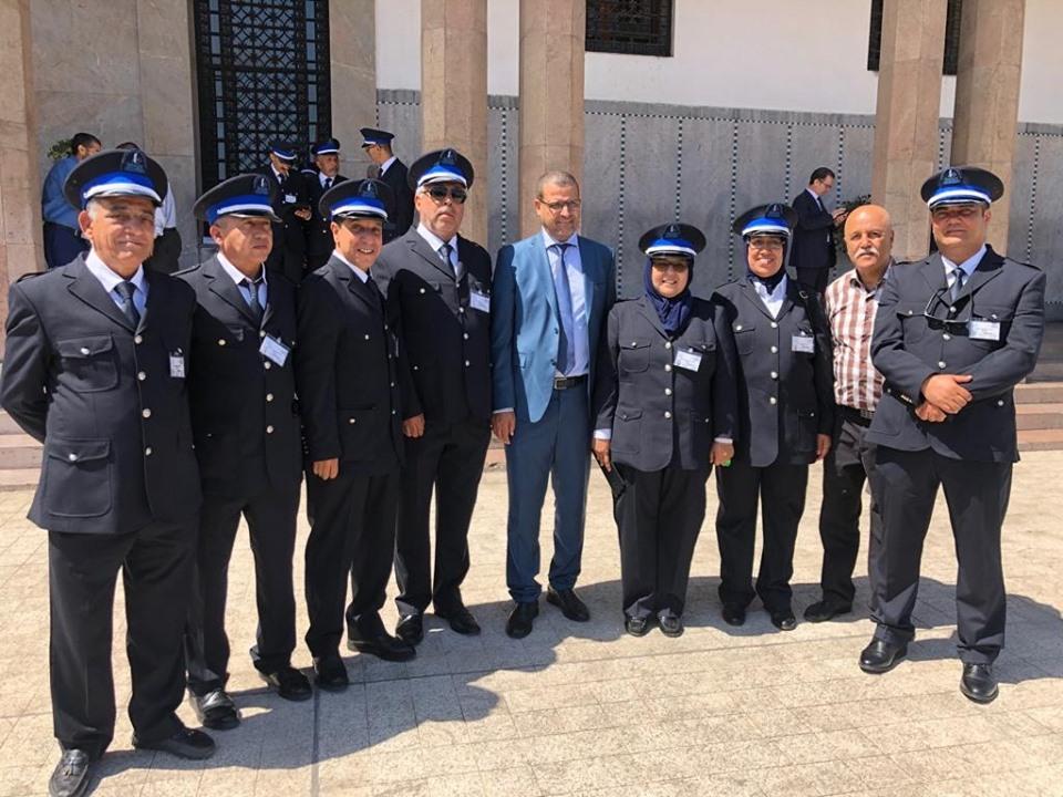 Enfin la Police Administrative Communale généralisée sur l'ensemble des arrondissements de Casablanca