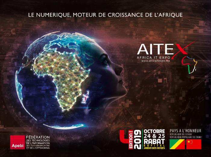 Africa IT Expo: La 4ème édition, les 24 et 25 octobre à Rabat