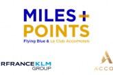 Air France-KLM et Accor enrichissent leur partenariat