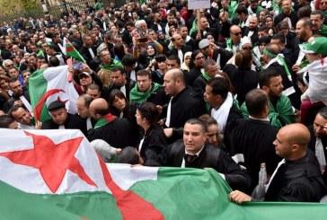 Algérie: un millier d'avocats manifestent pour une justice indépendante