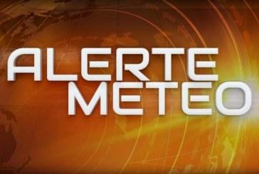 Maroc: Averses orageuses fortes et temps chaud