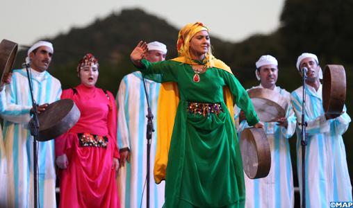 festival national d'Ahidous