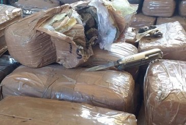 Bab Sebta: Saisie de 345 kg de chira