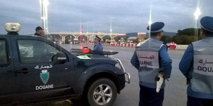 Bab Sebta: Saisie d'une arme à feu et d'importantes sommes d'argent en devise