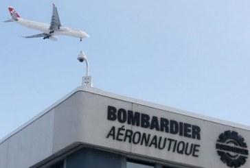 Canada : Bombardier annonce le licenciement de 550 employés