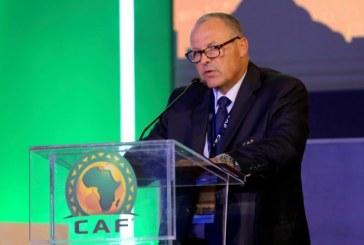 CAN 2019: démission du président de l'EFA, le staff technique limogé
