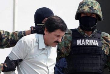 """""""El Chapo"""" transféré à une prison haute sécurité dans le Colorado"""