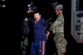 """Le narcotrafiquant mexicain """"El Chapo"""" condamné à la perpétuité"""
