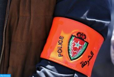 Fès: Un policier brandit son arme de service pour arrêter un individu dangereux