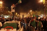 France: un mort et des pillages après une victoire de l'Algérie en football