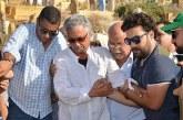Funérailles à Rabat du chanteur-compositeur, Hassan Mégri