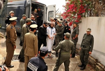 Procès d'Imlil: des peines allant de 5 ans de prison ferme à la peine de mort