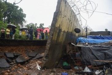 Mousson en Inde: 15 morts dans l'effondrement d'un mur