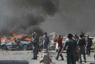 Kaboul: Des dizaines de blessés dans une attaque à la voiture piégée