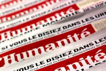 France : le journal L'Humanité va supprimer un quart de ses effectifs
