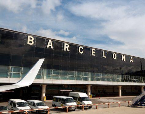 L'aéroport de Barcelone