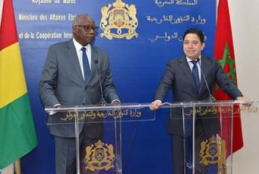 Le Maroc appelle au respect de la liberté de la navigation maritime dans le détroit d'Ormuz
