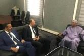 Maroc-Niger: séance de travail pour renforcer les liens de coopération