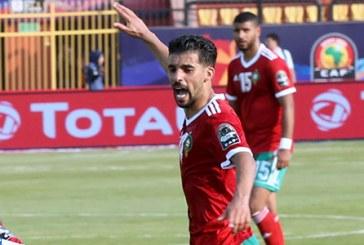 CAN 2019 : Mbark Boussoufa, homme du match Maroc-Afrique du Sud