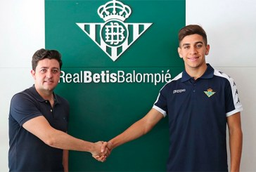 Football: l'attaquant marocain Mohamed Mizzian signe au Betis
