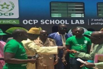 """Lancement au Ghana de l'""""OCP School Lab"""""""
