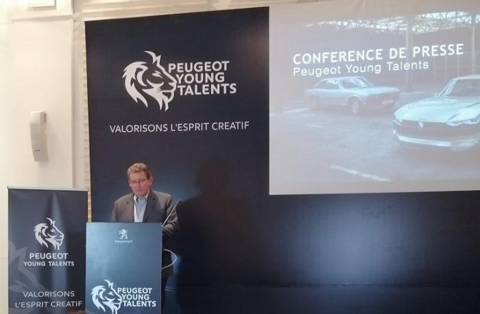 Maroc: lancement du concours Peugeot Young Talents