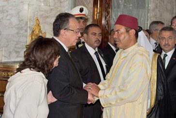 SAR le Prince Moulay Rachid représente SM le Roi aux funérailles du Président Béji Caïd Essebsi