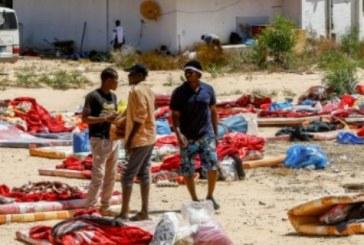Raid aérien en Libye: Neuf Nigérians tués