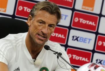 Hervé Renard annonce sa démission