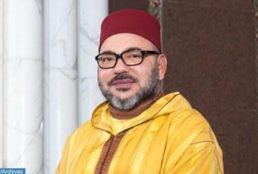 SM le Roi reçoit la délégation officielle devant se rendre aux Lieux Saints de l'Islam pour le pèlerinage