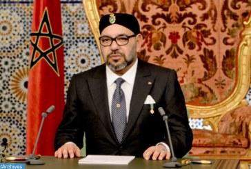 SM le Roi réaffirme l'engagement sincère du Maroc à garder la main tendue en direction de l'Algérie