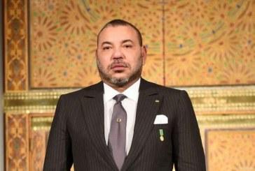 Message de condoléances de SM le Roi à la famille de feu Hassan Mégri